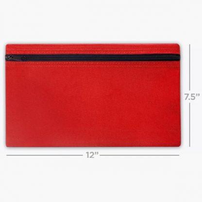 Large Zipper Bag Dimensions