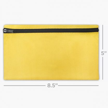 Medium Zipper Bag Dimensions