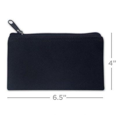 Small Zipper Bag Dimensions